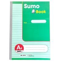 Sổ may gáy 300tr Sumo Book 3378 (Hải Tiến)