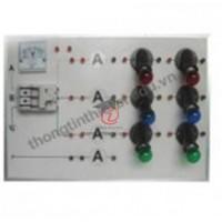 Bảng mạch điện nối tải 3 pha (PTCN2016)